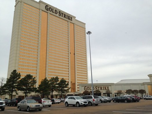 Gold Strike Hotel, Robinsonville MS