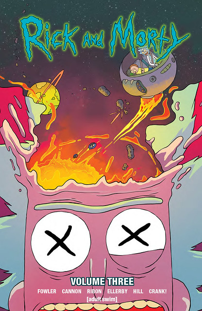 29729489485_4a92ef5a92_z ComicList Preview: RICK AND MORTY VOLUME 3 TP