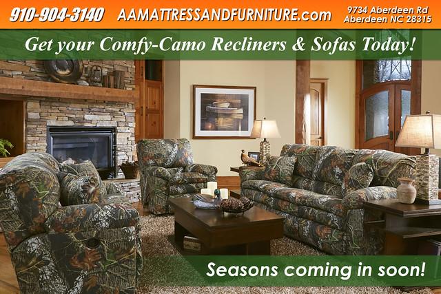Comfy Camo Special