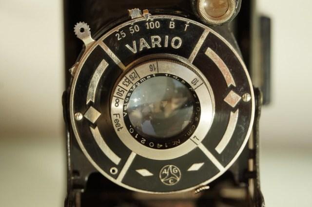 Unknown Franka Werke Camera