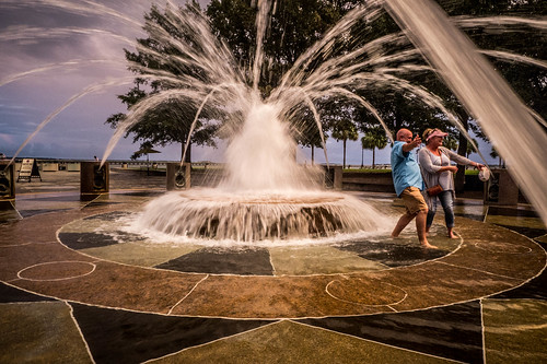 Charleston Fountain-002
