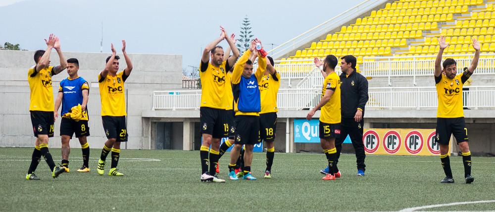 Unión La Calera 0-1 Coquimbo Unido