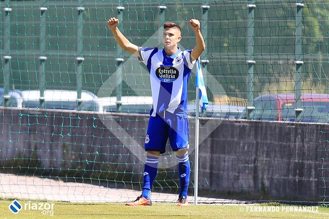 Tercera División. Fabril - Compostela