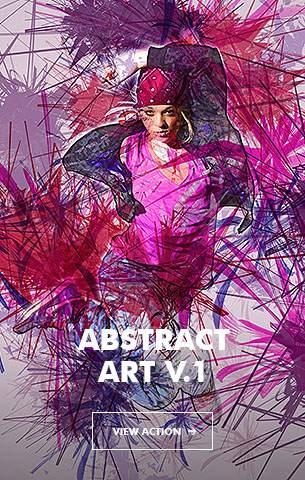 Ink Spray Photoshop Action V.1 - 34