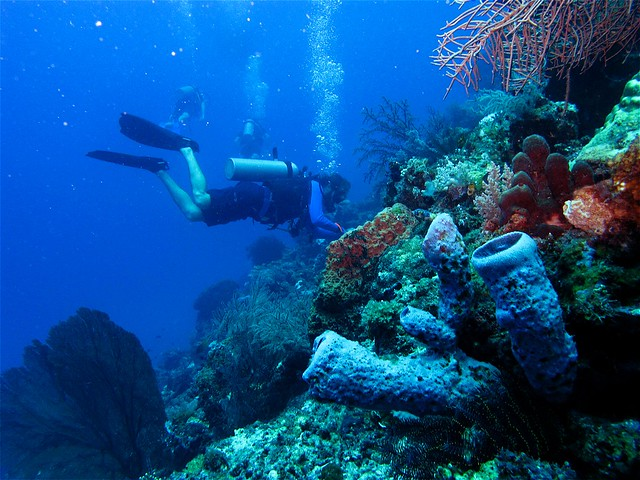 Scuba Diving at Sabolan Besar Island
