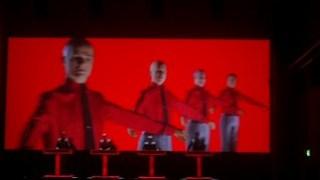 Kraftwerk: 1-2-3-4-5-6-7-8: 3-D - Die Mensch-Machine: Düsseldorf: 16-Jan 2013