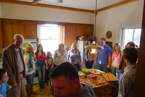 Taylor Family Thanksgiving 2012