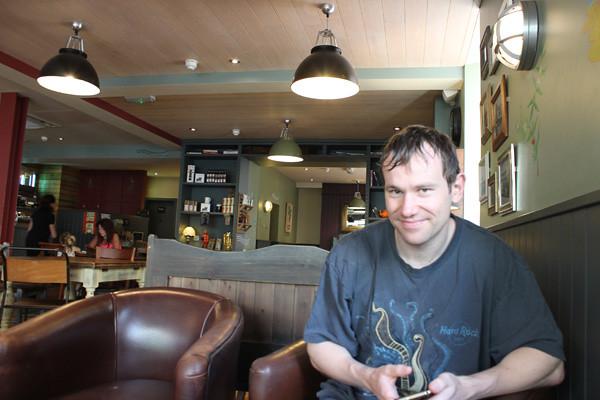 weymouth cafe