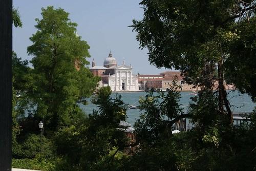 San Giorggio Maggiore desde Museo Correr