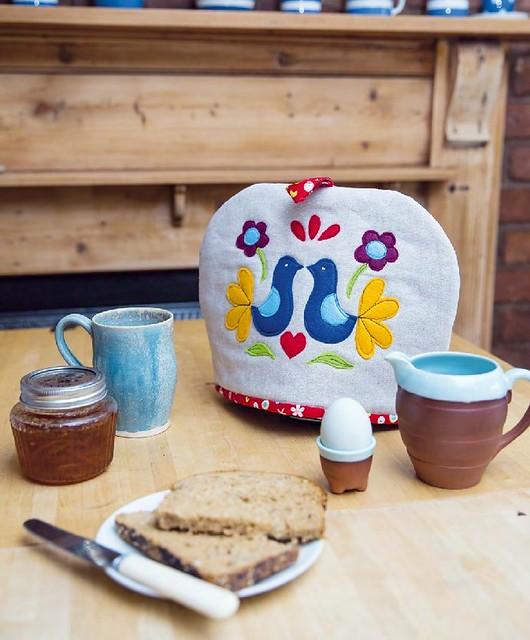 Folksy Tea Cosy