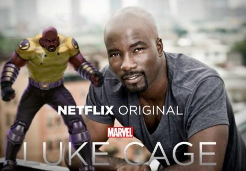 Luke Cage - Serie de estreno - T1