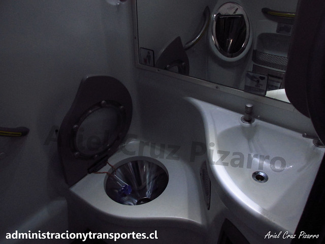 Baño Neobus New Road N10 380
