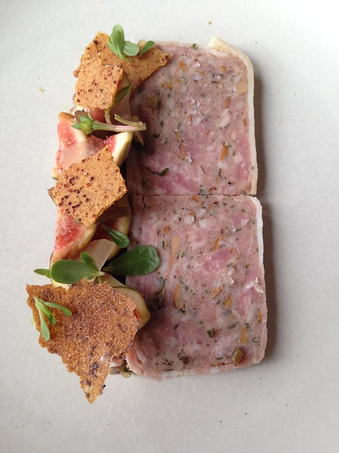 Pork Country Pate, Coquette, New Orleans