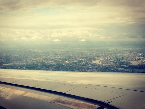 Londres a vista de pájaro. Londres