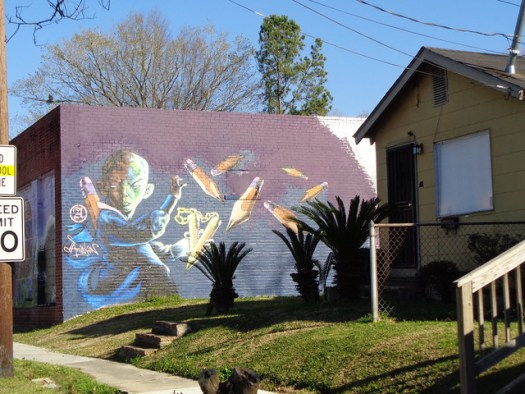 Baton Rouge Murals Project