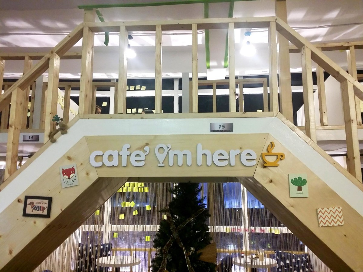 Cafe I'm Here