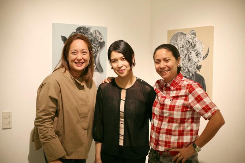 Rachel Rillo, Yvonne Quisumbing, Isa Lorenzo