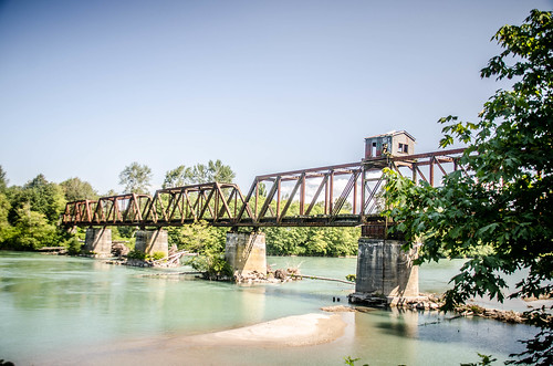 Old Skagit River Railroad Bridge-001
