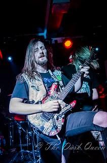 Jude McIlwaine of Acid Age at Voodoo, Belfast, 28 July 2016. (c) The Dark Queen / PlanetMosh