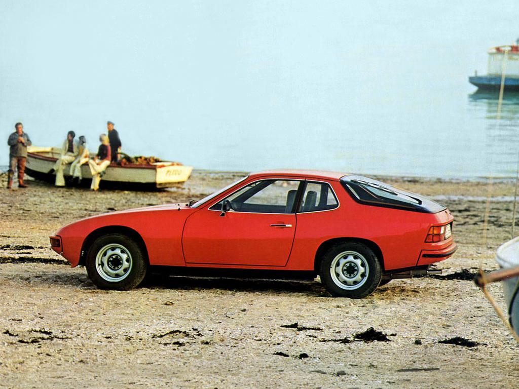 Обои двигатель, Porsche 924, 1980. Автомобили foto 16
