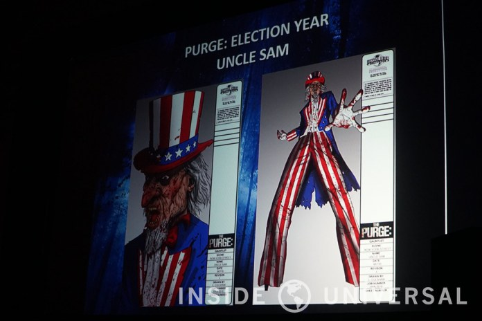 The Purge: Election Year Scare Zone