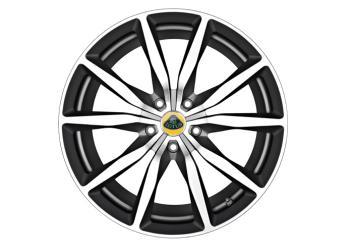 Evora Design Wheel Diamond Cut