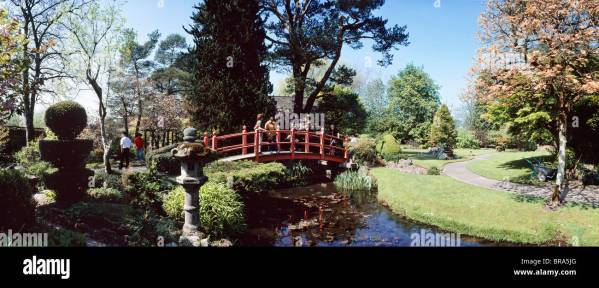 japanese gardens kildare ireland Tully Japanese Gardens, Tully, Co Kildare, Ireland; People