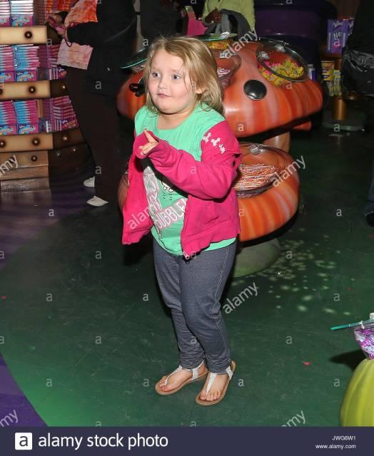 Honey Boo Boo Anniversary