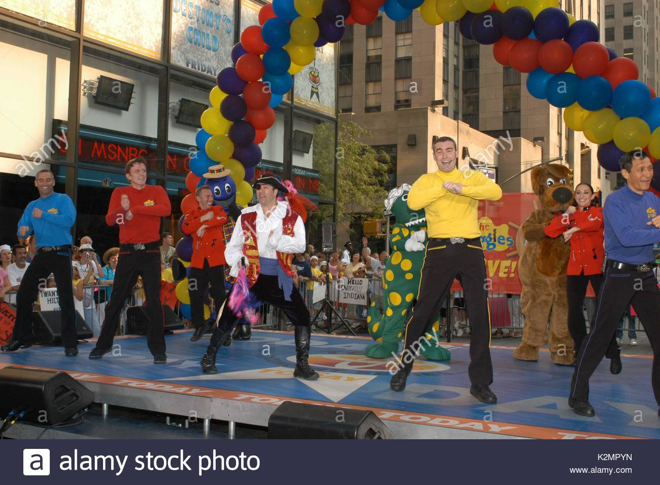 Wiggles Anthony Greg Murray Jeff Balloon