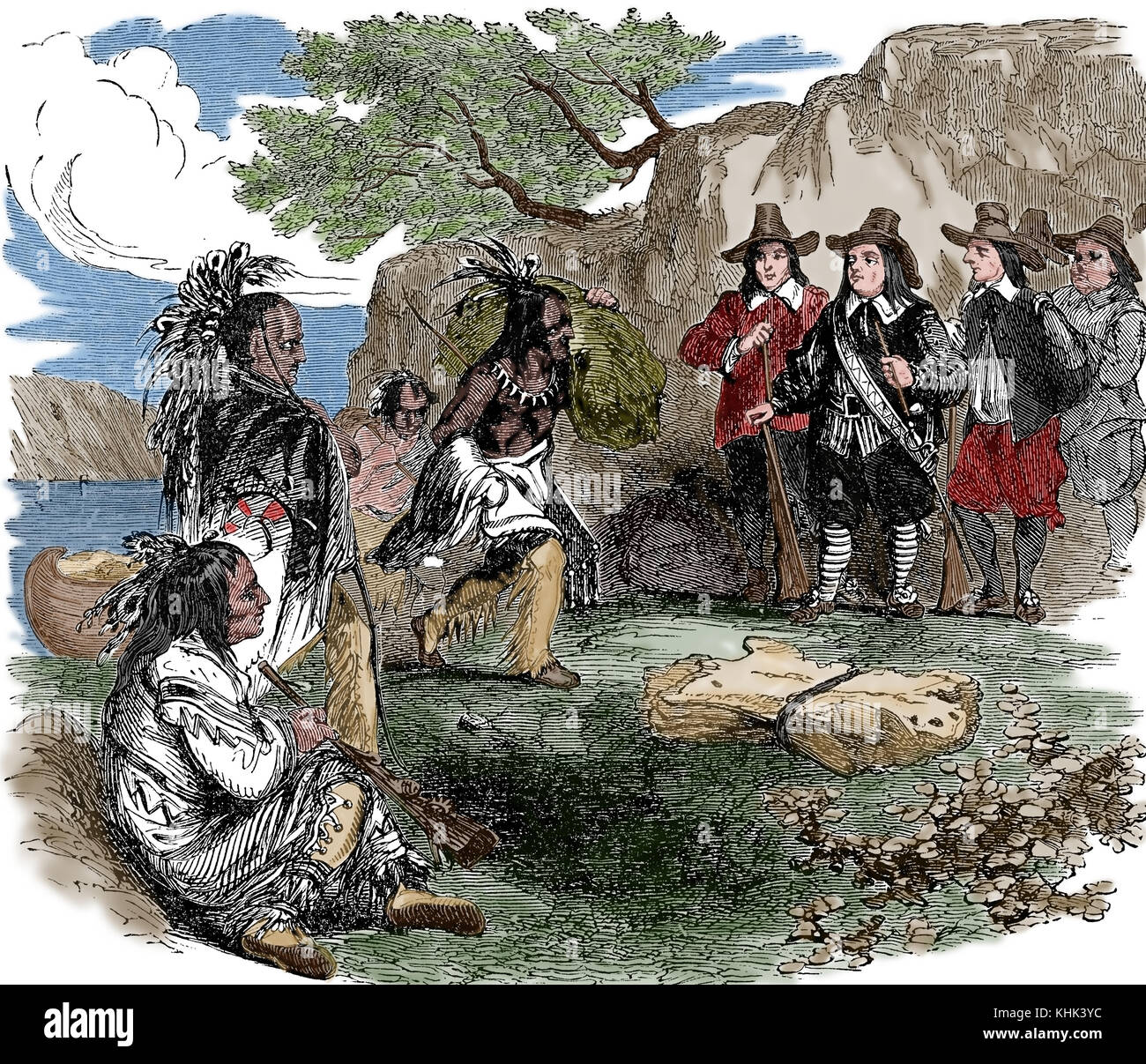 Colonial Colonist Stock Photos Amp Colonial Colonist Stock Images