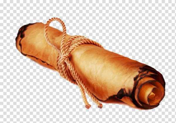коричневый свиток, библейский бумажный свиток папирус ...
