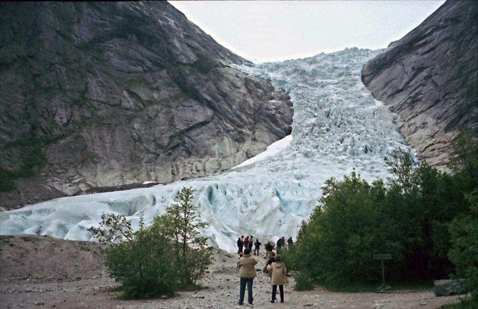 Glaciares Noruega 17
