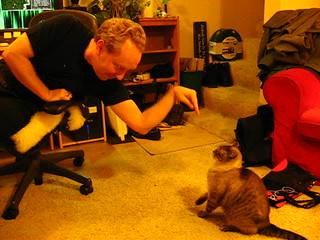 20091023-Mike Simon play