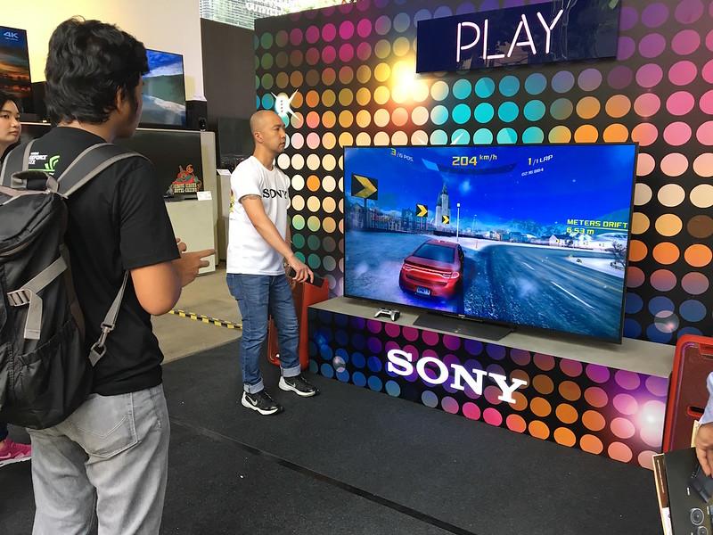 Sony Z9D TV
