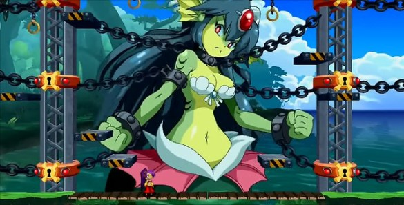Shantae: Half-Genie Hero - Giga Mermaid