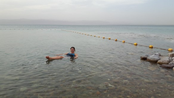 Dead Sea - Jordanië (13)