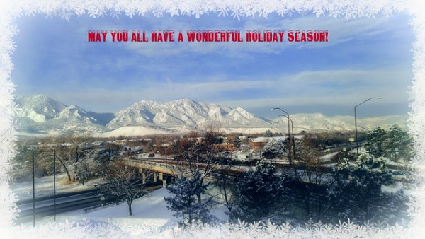 From our home to yours!