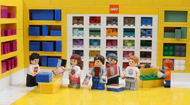 UK LEGO Prices up 5%