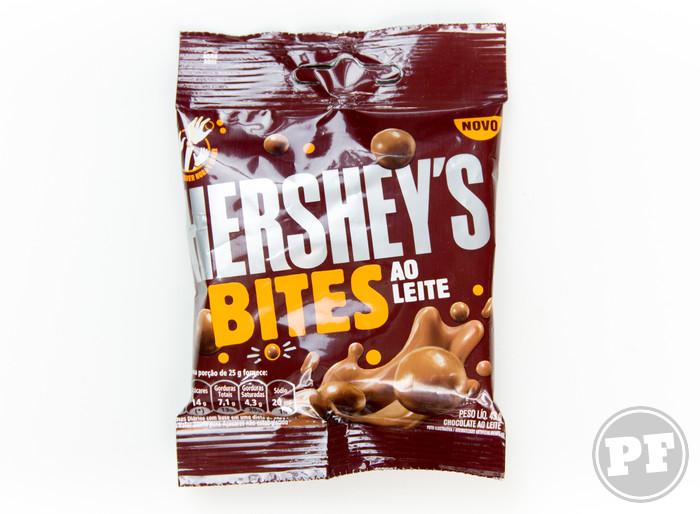 Hershey's Bites Ao Leite por PratoFundo.com