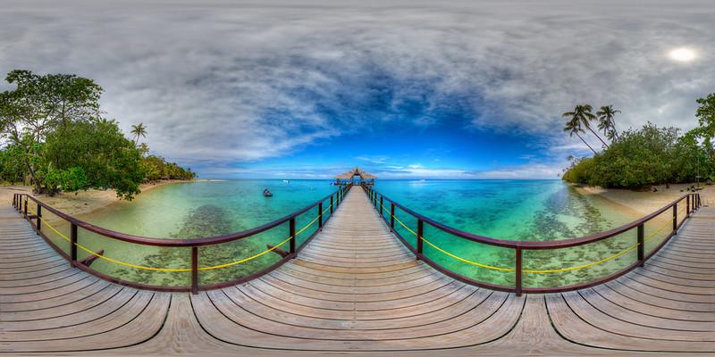 Welcome to Leleuvia island - virtual tour in description