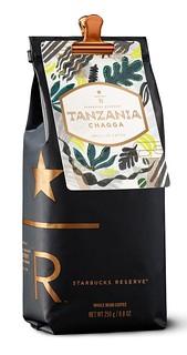 Starbucks Reserve Tanzania Chagga