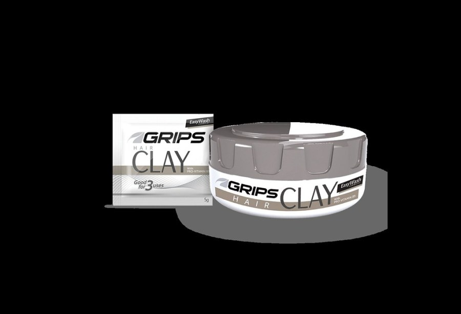 Grips Clay Easywash Product Shots