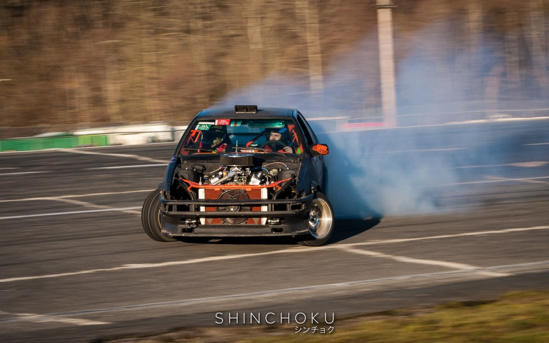 Evergreen Drift - Open Drift (1-10-16)