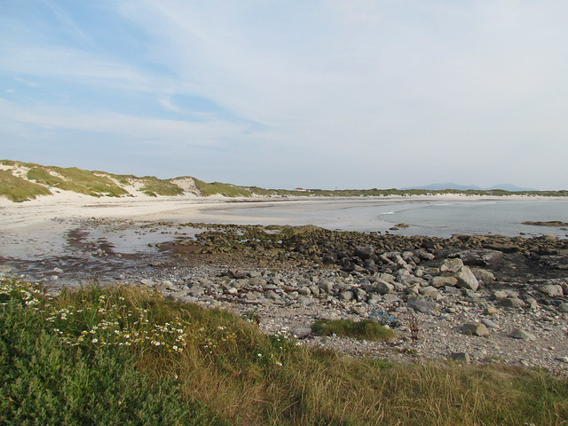Outer Hebrides - Benbecula, North Uist and Berneray