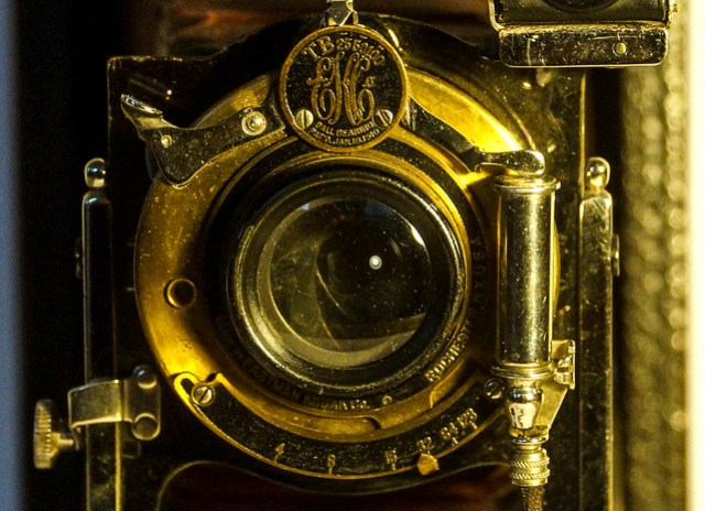 No. 3A Folding Pocket Kodak Model B-4