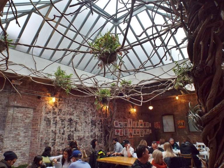 Gansevoort Market, New York - the tea break solo travel blog