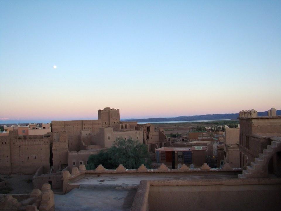 Marruecos Kasbah Taourit Uarzazat 13