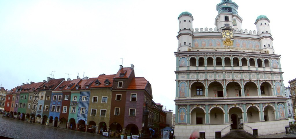 Poznan Ayuntamiento Plaza Mayor Polonia 08