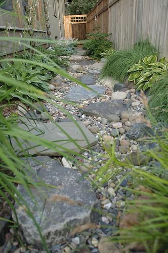 Narrow sideyard path | Field Outdoor Spaces | Flickr on Side Yard Walkway Ideas id=11604