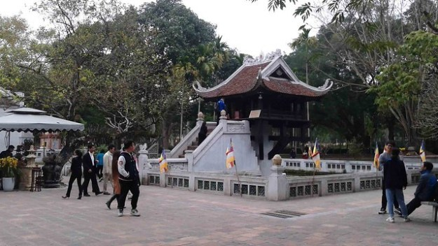Ho Chi Minh Museum Temple
